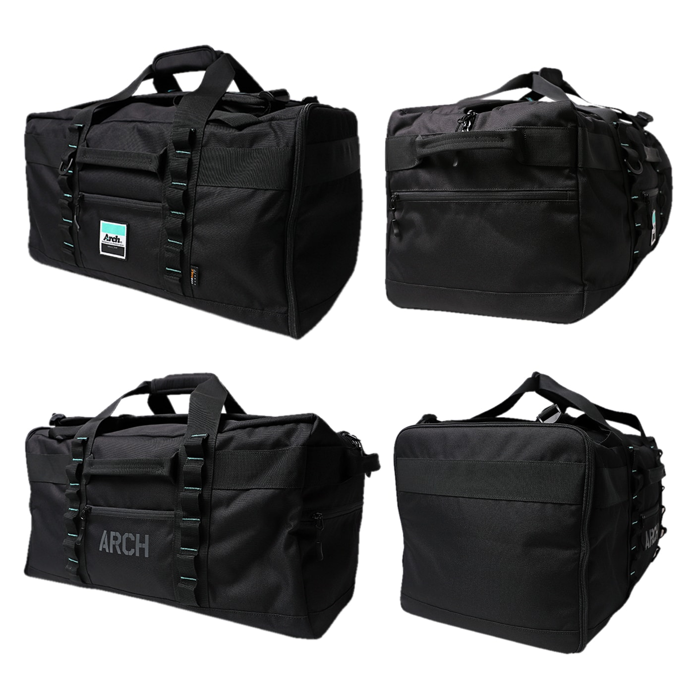 Arch tour duffel bag