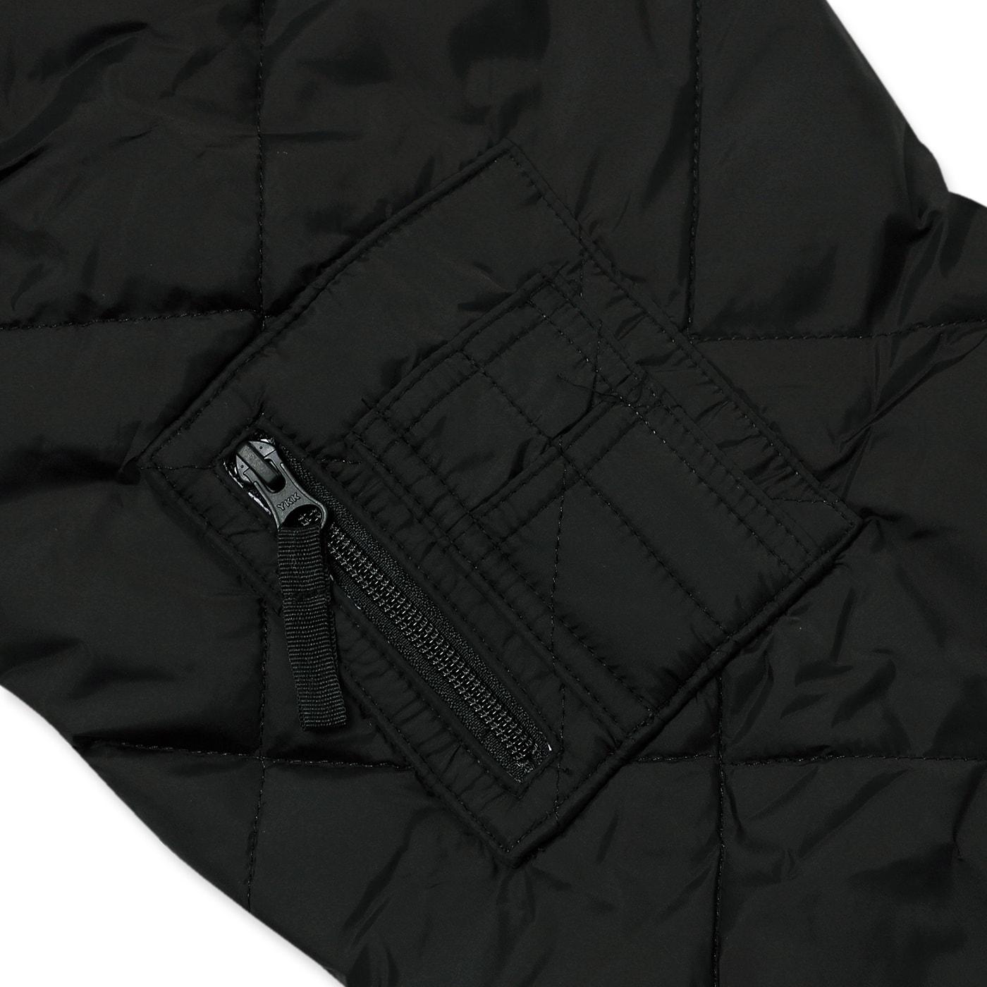 Arch stencil flight jacket